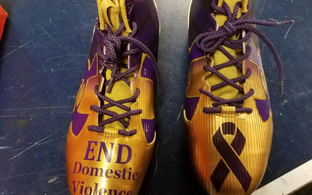 Steve Smith Sr. To Raffle Game Cleats for House of Ruth Maryland